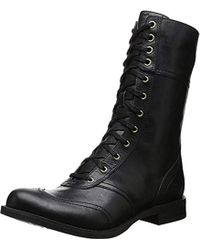 Timberland - Earthkeepers Savin Hill Tall, Boots - Lyst