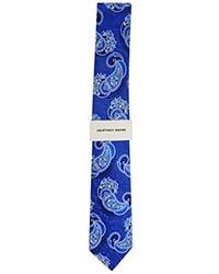 Geoffrey Beene - Uptown Elegant Paisley Tie - Lyst