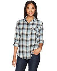 Woolrich - Kanan Eco Rich Lightweight Twill Shirt - Lyst