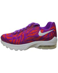 2d118c3811 Nike Air Max Invigor Gs Women's Shoes (trainers) In Pink in Pink - Lyst