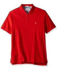 Original Penguin - Classic Fit Daddy-o Polo - Lyst