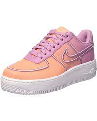 Nike - Wmns Af1 Low Upstep Br Gymnastics Shoes - Lyst 42f209b2c