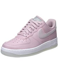 best website 98b44 2e977 Nike - Wmns Air Force 1  07 Ess Gymnastics Shoes - Lyst