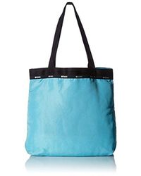 LeSportsac - Travel Simply Square Tote - Lyst