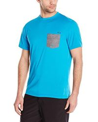 Oakley - Voyage Cool Out Short Sleeve - Lyst