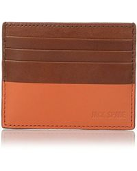Jack Spade - Dipped Leather 6 Card Holder - Lyst