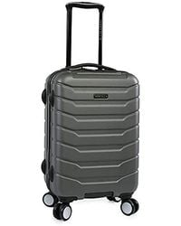 Perry Ellis - Traction Hardside Spinner Carry On Luggage - Lyst