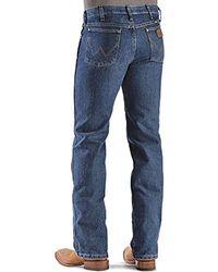 Wrangler - Advanced Comfort Cowboy-cut Slim-fit Jean - Lyst