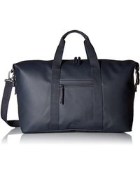 Lacoste - L.12.12 Concept Weekender, Total Eclipse, One Size - Lyst
