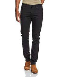 Filippa K - M. Stan Ultra Black Jeans - Lyst