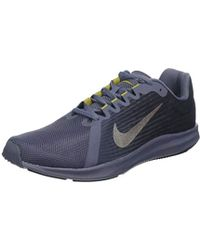 691f2f93442ad Nike Downshifter 7 Running Shoe in Gray for Men - Lyst