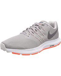 a767d80fba2f1 Lyst - Nike Swift Running Shoe in Gray for Men