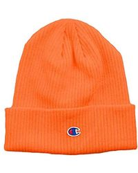 cad0db44e251f Lyst - Champion Winter Beanie in Red for Men