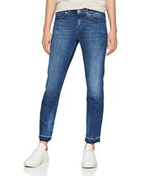Tommy Hilfiger - Rome Rw Ankle Citrine Skinny Jeans - Lyst