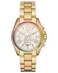 Michael Kors - Mk6583 Ladies Bradshaw Watch - Lyst