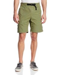 G.H.BASS - Explorer Cotton/nylon Elastic Short - Lyst