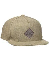 Vans - Grove Snapback Baseball Cap - Lyst