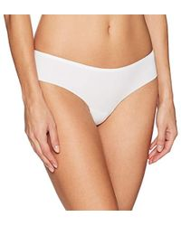 Guess - Lace Back Thong - Lyst