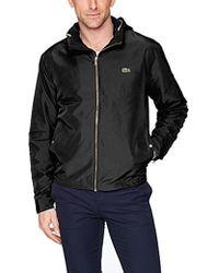 Lacoste - Taffeta Light Coat, Bh6121 - Lyst