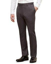 Kenneth Cole Reaction - Urban Heather Slim-fit Pant - Lyst