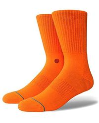 Stance - Icon Classic Crew Sock - Lyst