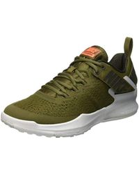 official photos 19b52 f001d Nike - Zoom Domination Tr 2 Fitness Shoes, Multicolour (olive Canvas/sequoia /