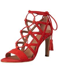 Elie Tahari - El-hurricane Dress Sandal - Lyst