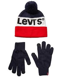 Levi's - Sportswear Logo Giftset Guanti Uomo - Lyst