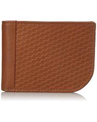 Buxton - Bellamy Rfid Blocking Leather Slim C-fold Wallet - Lyst