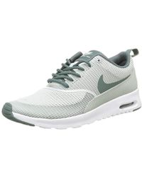 buy popular 618de 526d8 Nike - Air Max Thea Low-top Trainers - Lyst