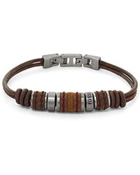 Fossil - Herren-Armband JF00900797 - Lyst