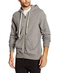 Levi's - Original Zip Up Long Sleeve Hoodie - Lyst