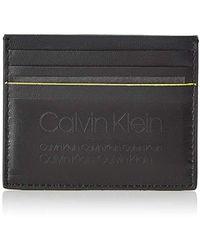 622c7df2b Carteras Calvin Klein de hombre desde 27 € - Lyst