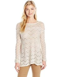 Jessica Simpson - Darlanne Sweater - Lyst