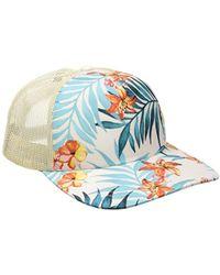 Rip Curl - Tropicana Trucker Hat - Lyst