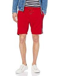 Tommy Hilfiger - Basic Sweatshort Pantalones Cortos para Hombre - Lyst