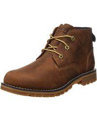 Timberland - Larchmont Waterproof, Chukka Boots - Lyst