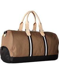 04e4eb3f6ace Lyst - Herschel Supply Co. Novel Weekender Bag in Black for Men