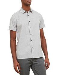 Kenneth Cole Reaction - Short Sleeve Signature Print - Lyst