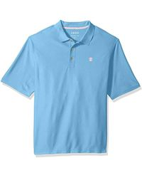 Izod - Big And Tall Advantage Performance Solid Polo (slim) - Lyst