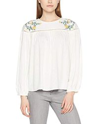 Dorothy Perkins - Embroidered Bead Blouse - Lyst