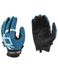 Reebok Crossfit Gloves Blue/green/pink Small