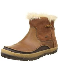 Merrell - Tremblant Pull On Polar Waterproof Ankle Boots - Lyst