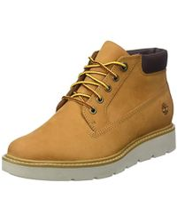 cd71be73eb3bf2 Timberland - Kenniston Nellie (Wide Fit), Stivali Chukka Donna - Lyst