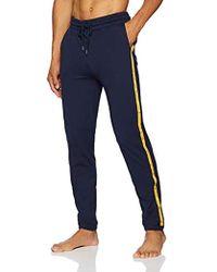 Tommy Hilfiger - Blue Side Stripe Pyjama Bottoms - Lyst