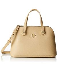 400280a181 Tommy Hilfiger 's Th Core Satchel Bag in Blue - Lyst