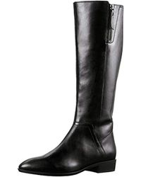 Geox - D Lover C Ankle Riding Boots - Lyst