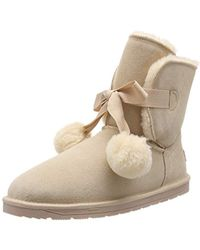 Esprit - ''s Luna Toggle Slouch Boots - Lyst