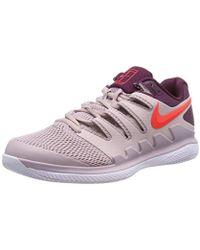 quality design 1354f e772d Nike - Air Zoom Vapor X Hc Tennis Shoes - Lyst