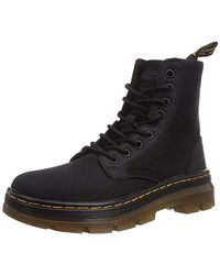 Dr. Martens TRACT COMBS - Nero